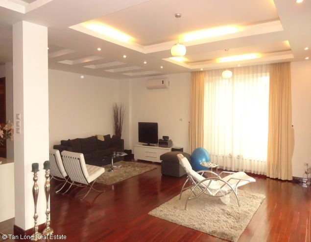Serviced aparment for rent in Tay Ho district, Ha Noi. 6