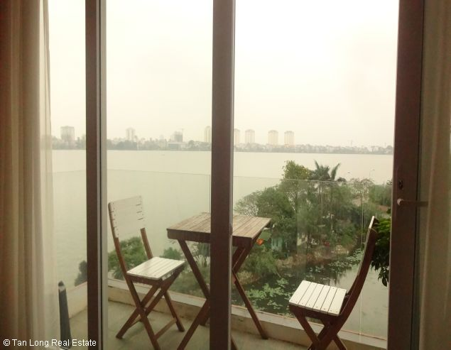 Serviced aparment for rent in Tay Ho district, Ha Noi. 7