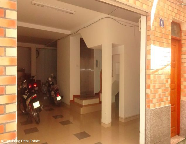 Serviced aparment for rent in To Ngoc Van streets, Tay Ho District 2