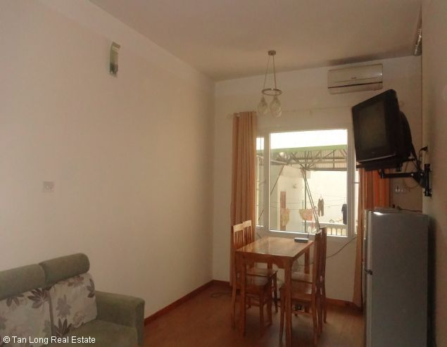 Serviced aparment for rent in To Ngoc Van streets, Tay Ho District 3
