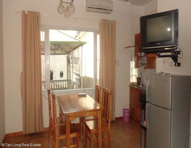 Serviced aparment for rent in To Ngoc Van streets, Tay Ho District 5