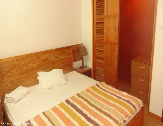 Serviced aparment for rent in To Ngoc Van streets, Tay Ho District 8