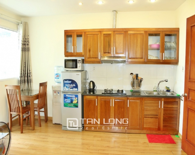 Serviced apartment apartment on lane 260, Doi Can, Ba Dinh 3