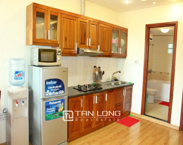 Serviced apartment apartment on lane 260, Doi Can, Ba Dinh 4