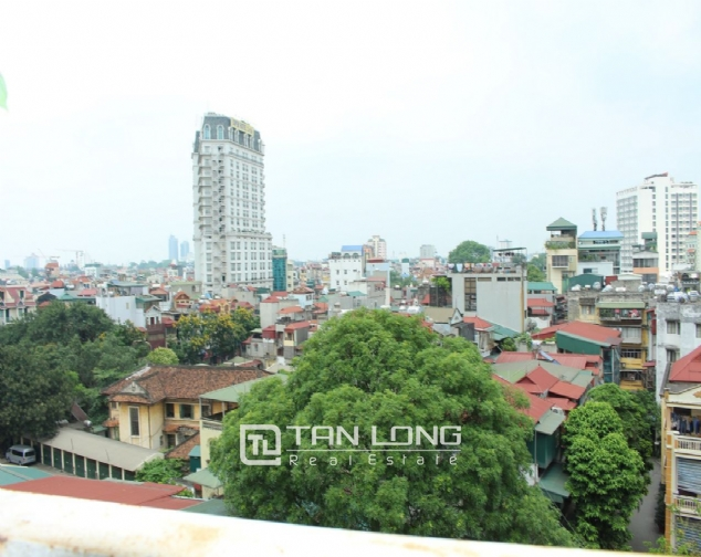 Serviced apartment apartment on lane 260, Doi Can, Ba Dinh 10