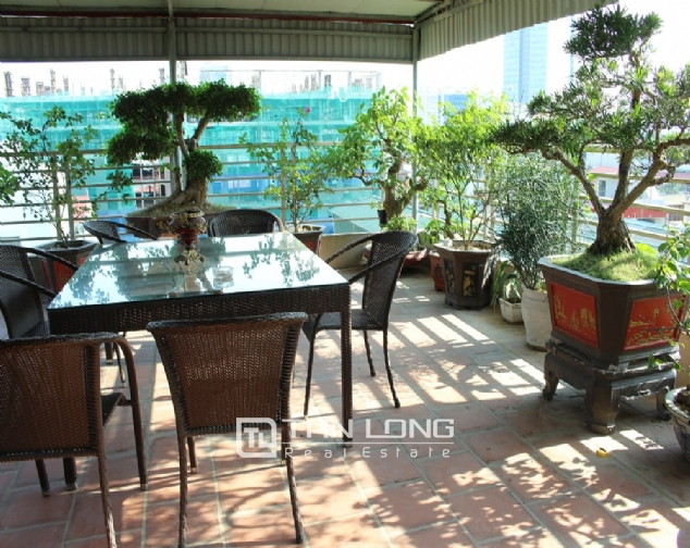 Serviced apartment apartment on lane 260, Doi Can, Ba Dinh 9
