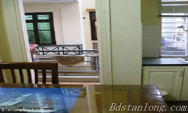 Serviced apartment for lease in Nguyen Khang street 4