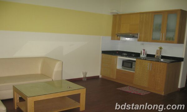 Serviced apartment for rent in Cau Giay district, Ha Noi
