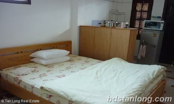 Serviced apartment for rent in Cau Giay district, Ha Noi 2