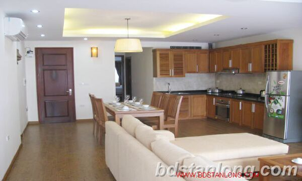 Serviced apartment for rent in Cau Giay district Hanoi 2