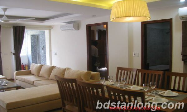 Serviced apartment for rent in Cau Giay district Hanoi 3