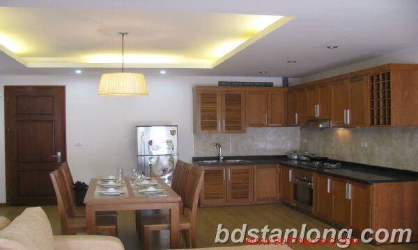 Serviced apartment for rent in Cau Giay district Hanoi 4