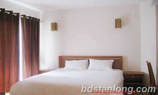 Serviced apartment for rent in Cau Giay district Hanoi 5