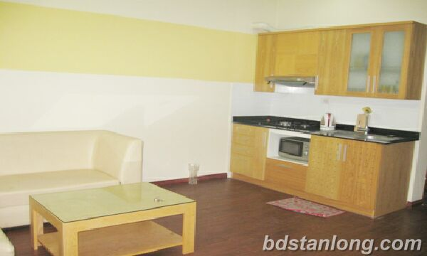 Serviced apartment for rent in Cau Giay