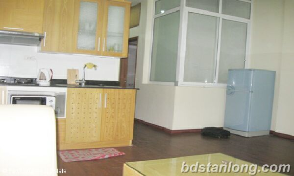 Serviced apartment for rent in Cau Giay 3