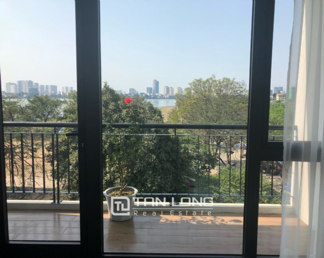 Serviced apartment for rent in Dang Thai Mai street. 9