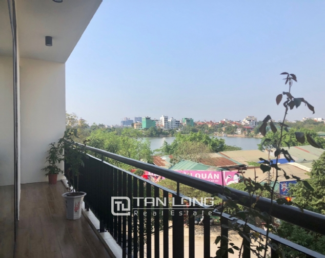 Serviced apartment for rent in Dang Thai Mai street. 3