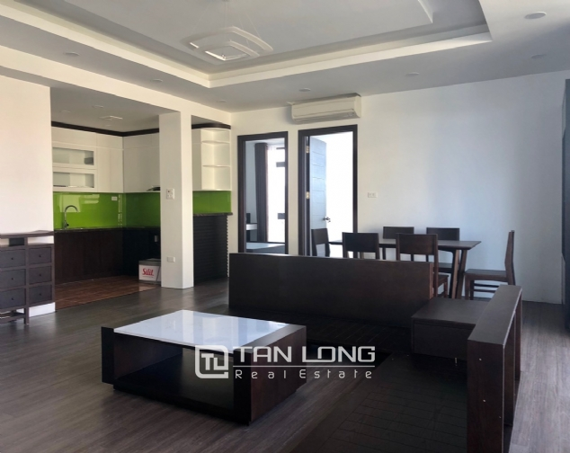 Serviced apartment for rent in Dang Thai Mai street. 2