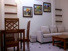 Serviced apartment for rent in Hoang Quoc Viet lane, Cau Giay area