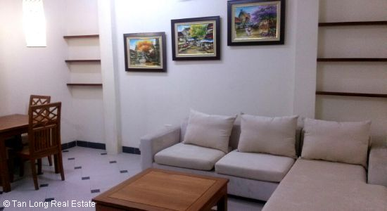 Serviced apartment for rent in Hoang Quoc Viet lane, Cau Giay area 2