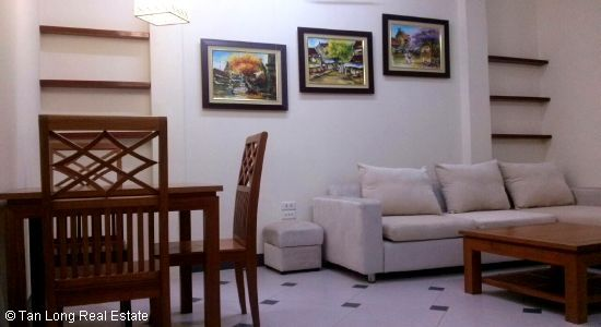 Serviced apartment for rent in Hoang Quoc Viet lane, Cau Giay area 3