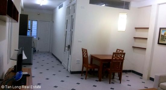 Serviced apartment for rent in Hoang Quoc Viet lane, Cau Giay area 7