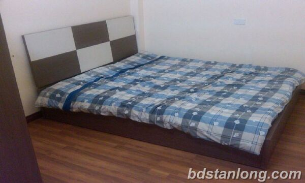 Serviced apartment for rent in Nguyen Khang, Cau Giay, Ha Noi.