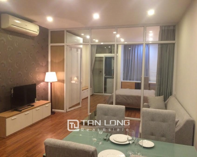 Serviced apartment for rent in Quan Hoa street, Nghia Do ward, Cau Giay district, Hanoi 1