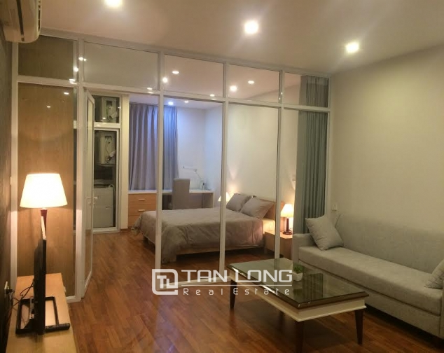 Serviced apartment for rent in Quan Hoa street, Nghia Do ward, Cau Giay district, Hanoi 2