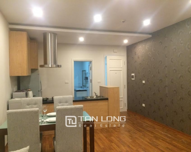 Serviced apartment for rent in Quan Hoa street, Nghia Do ward, Cau Giay district, Hanoi 3