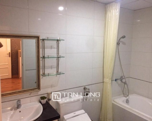 Serviced apartment for rent in Quan Hoa street, Nghia Do ward, Cau Giay district, Hanoi 4