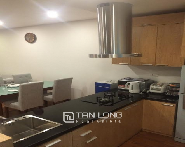 Serviced apartment for rent in Quan Hoa street, Nghia Do ward, Cau Giay district, Hanoi 5