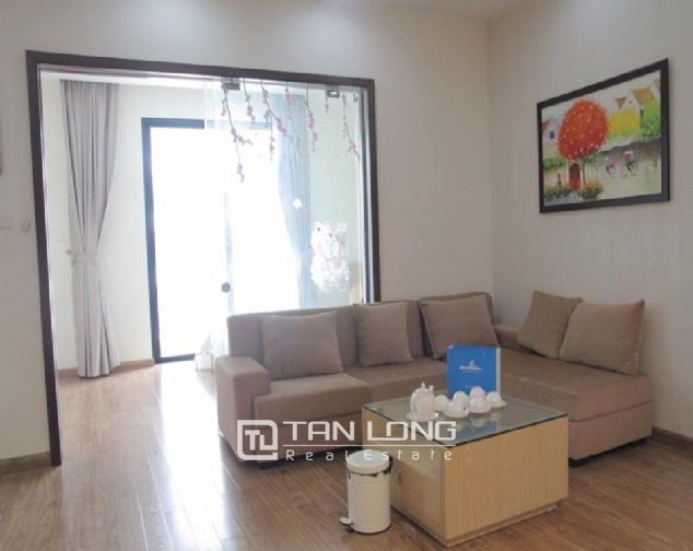Serviced apartment for rent in T2 Times City Park Hill 1