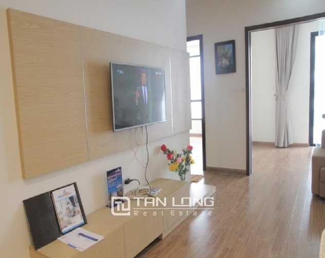 Serviced apartment for rent in T2 Times City Park Hill 2