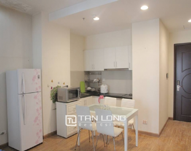 Serviced apartment for rent in T2 Times City Park Hill 3