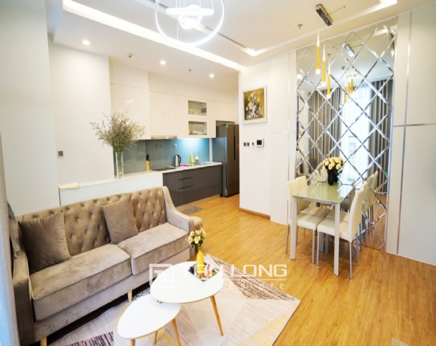 Serviced apartment for rent in Vinhomes Metropolis 1
