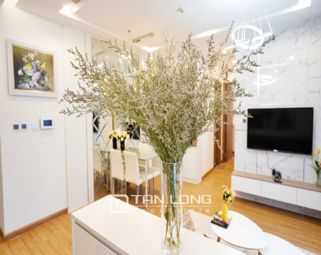 Serviced apartment for rent in Vinhomes Metropolis 2