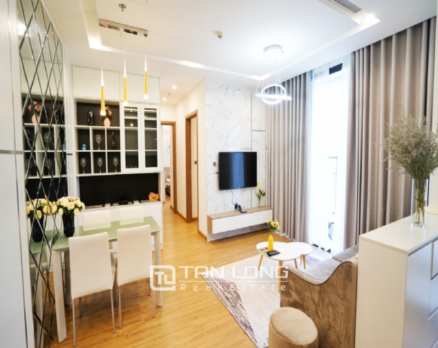 Serviced apartment for rent in Vinhomes Metropolis 3