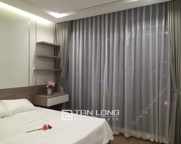 Serviced apartment for rent in Vinhomes Metropolis 6