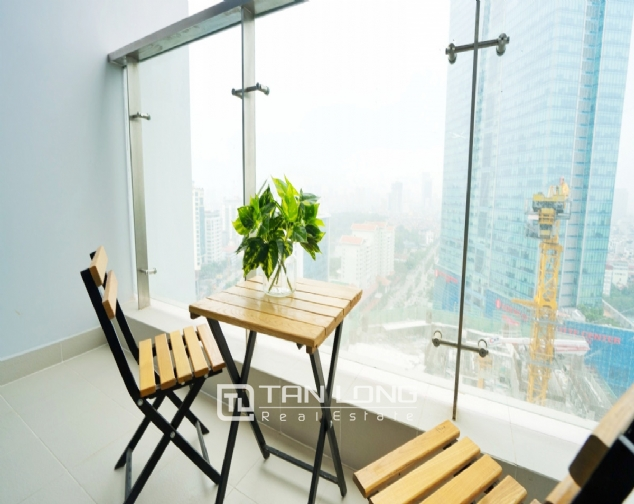 Serviced apartment for rent in Vinhomes Metropolis 10