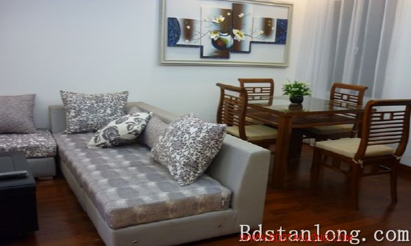 Serviced apartment for rent in Xuan Thuy street, Cau Giay district 3