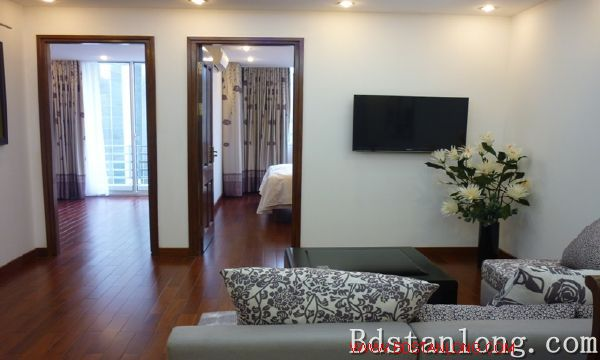 Serviced apartment for rent in Xuan Thuy street, Cau Giay district 4