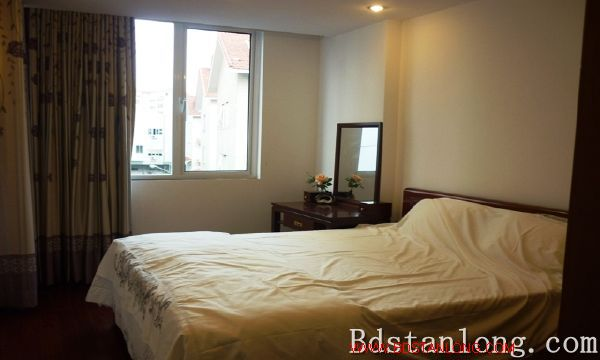 Serviced apartment for rent in Xuan Thuy street, Cau Giay district 6