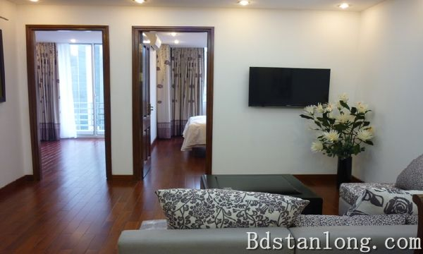 Serviced apartment for rent in Xuan Thuy street, Cau Giay district