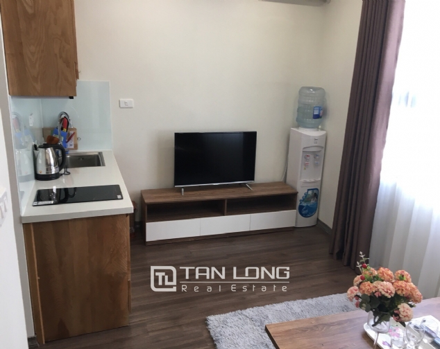 Serviced apartment for rent on Buoi street, Ba Dinh district 1