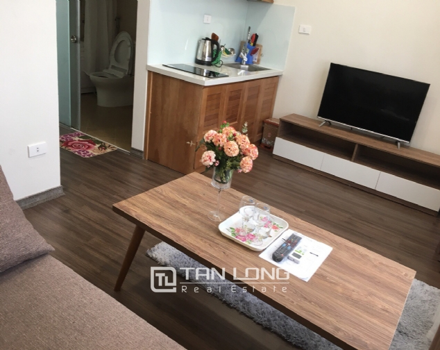 Serviced apartment for rent on Buoi street, Ba Dinh district 2