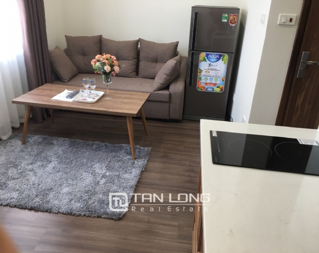 Serviced apartment for rent on Buoi street, Ba Dinh district 3