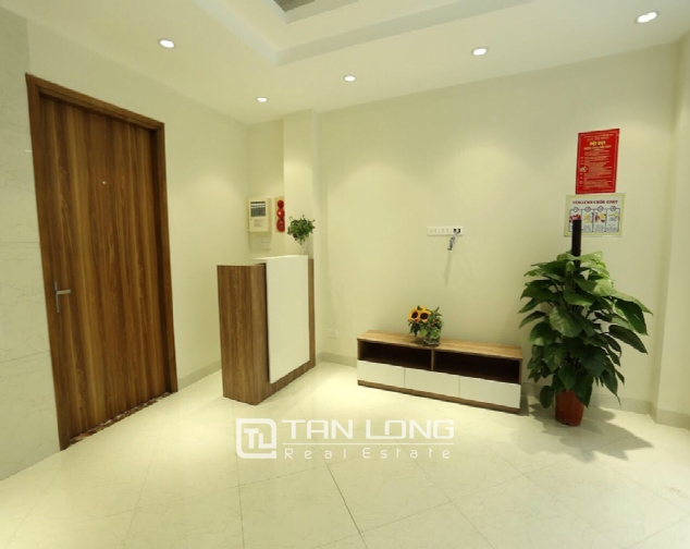 Serviced apartment for rent on Buoi street, Ba Dinh district 10