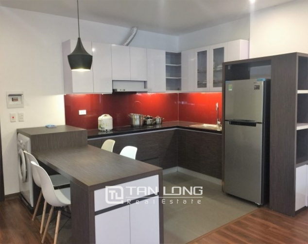 Serviced apartment for rent on Do Hanh street 4
