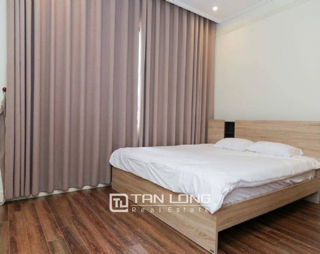 Serviced apartment for rent on Doi Can street Ba Dinh 8